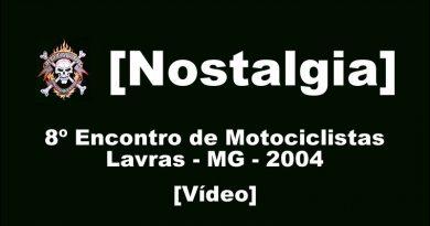 [Nostalgia] Como foi o Encontro de Lavras/MG em 2004